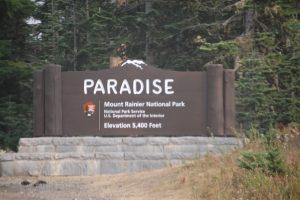 Welcome to Paradise - Washington