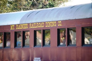 Mt. Rainier Railroad Dining Co. in Elbe, WA