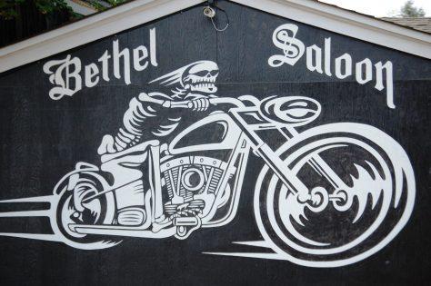 Bethel Saloon Mural