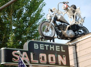 Bethel Saloon in Port Orchard, WA