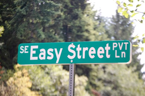 Easy Street in Port Orchard, WA