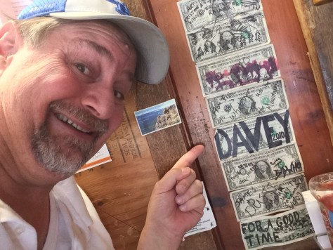 I found a Davey Dollar in Naches Tavern!