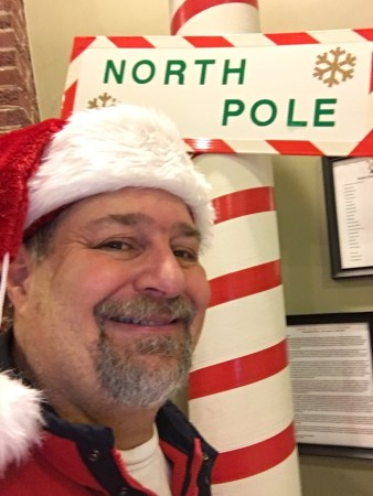Sumoflam at the North Pole