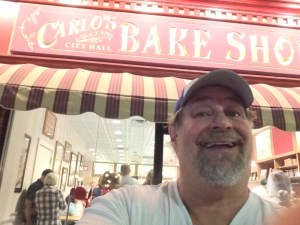 Carlos Bake Shop in Hoboken, NJ (famous from Cake Boss)