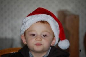 Grandson Landen Noe on his 7th birthday