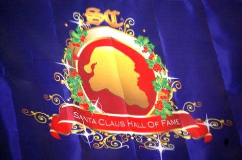 Santa Claus Wall of Fame