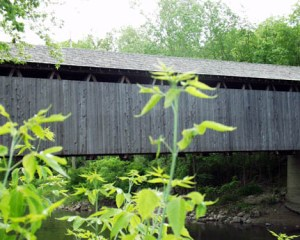 Ada Covered Bridge, Ada, MI