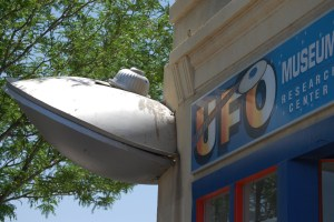 UFOs in Roswell