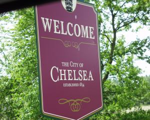 Welcome to Chelsea, MI