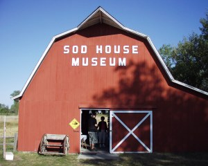 Sod House Museum, Gothenburg, NE
