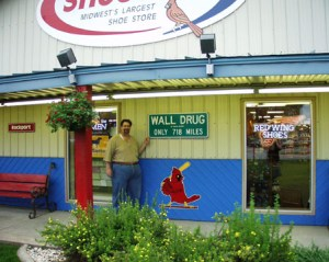 Wall Drug 714 Miles