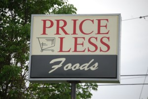 Price Less Foods in Irvine, KY