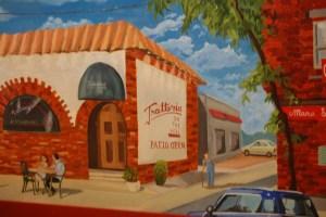 Tratorria Mural Little Italy