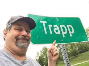Watch out! It's a Trapp!