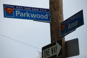 Parkwood has become Lois Lane