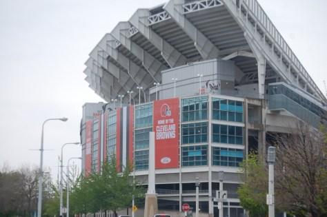 Progressive Stadium, Home of the Cleveland Indians