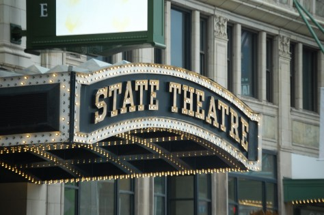Cleveland's State Theatre