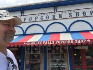 Sumoflam at Chagrin Falls Popcorn Shop