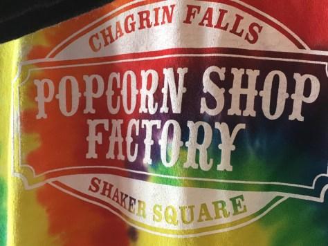 Chagrin Falls Popcorn Shop T Shirt