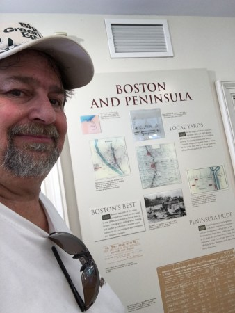 Boston Store and Peninsula, OH history