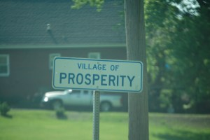 Welcome to Prosperity