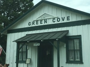 Green Cove Station in Virginia