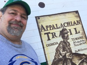 At the Cross Roads of the Virginia Creeper and Appalachian Trails