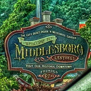 Welcome to Middlesboro, KY