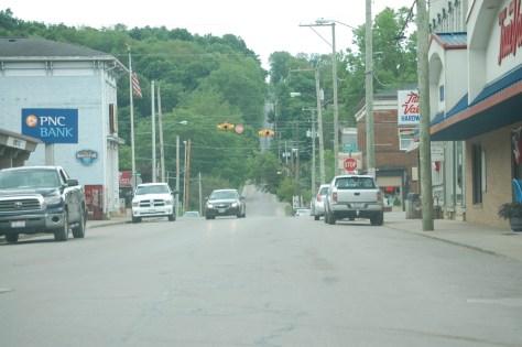 Main Street Fredericksburg, OH