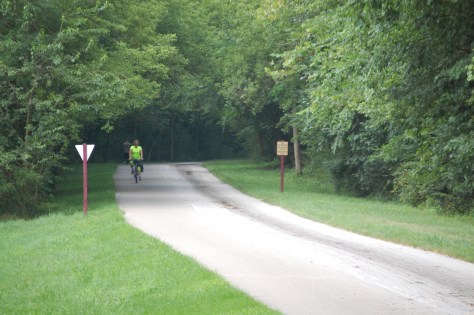 Holmes County Trail in Millersburg, OH