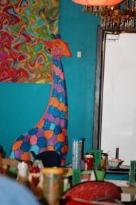 Big Giraffe