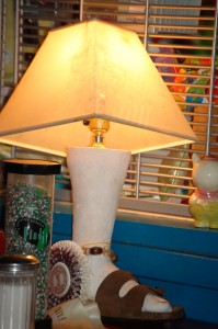 Ugly Lamp 2