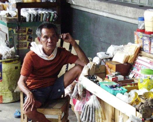 Street Vendor - Cebu