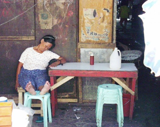 Siesta Time - Cebu