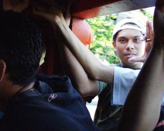 Jeepney Rider - Cebu