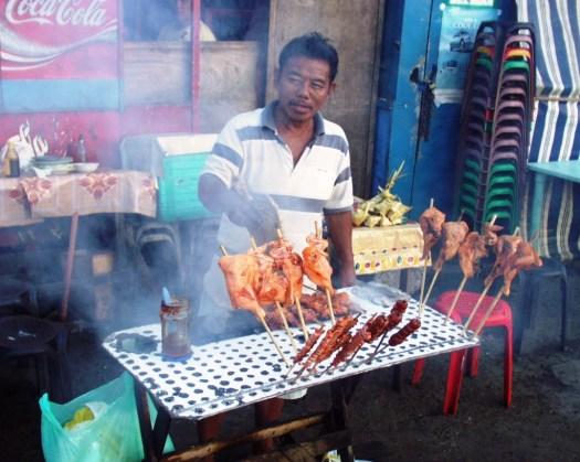 BBQ - Cebu Port