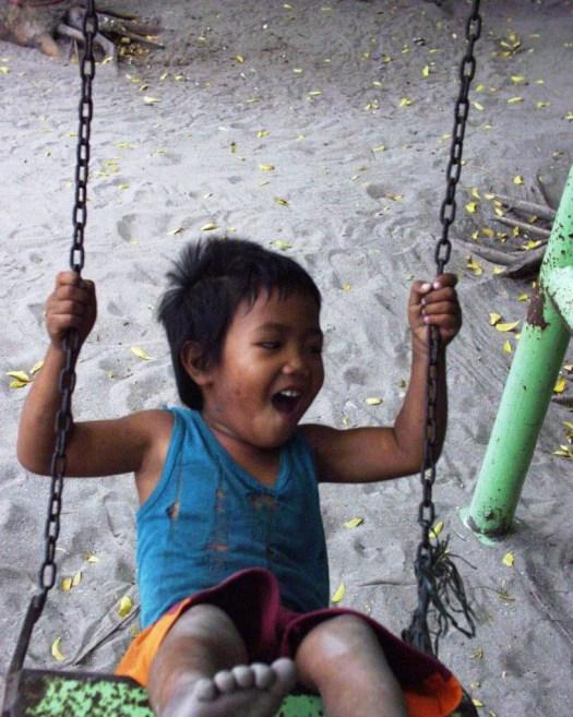 Swinging Boy - Caohagan Island