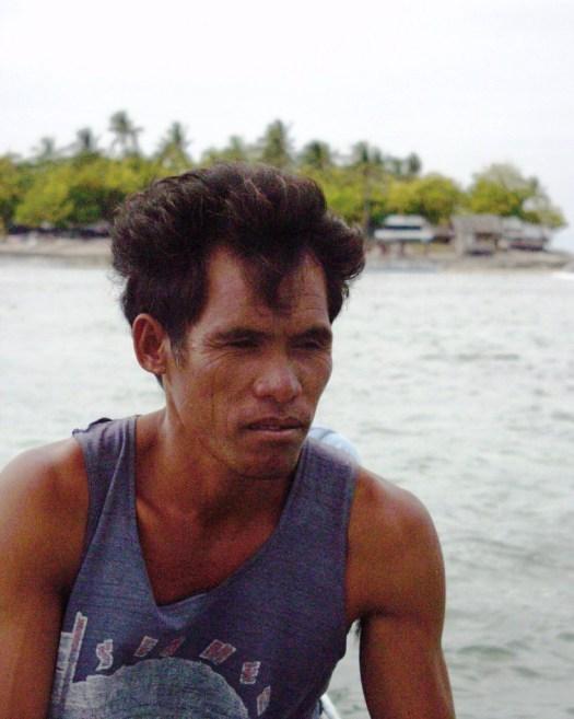 Boatman - Caohagan Island