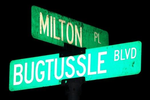 Bugtussle, TX