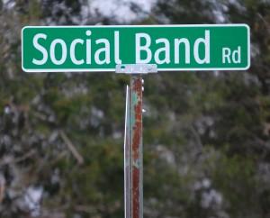 Social Band Road