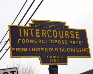 Intercourse, PA