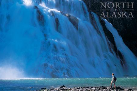 Kinuseo Falls, Monkman BC