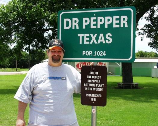 Dr. Pepper, TX