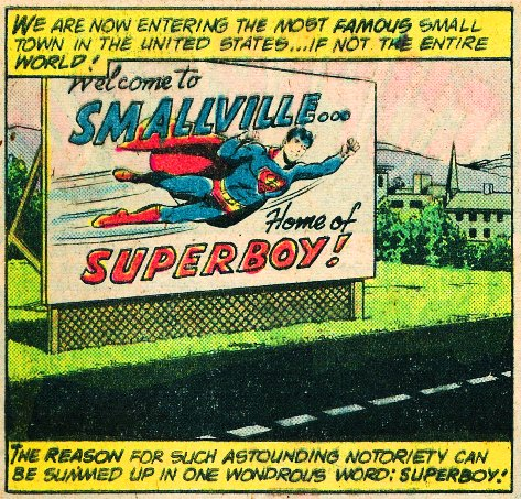Smallville Billboard