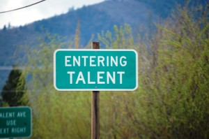 Talent, Oregon