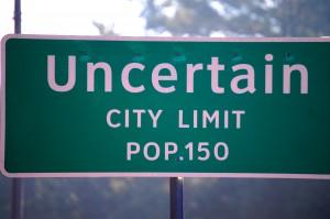 Uncertain, TX