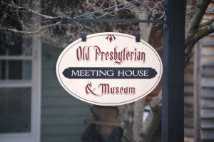 Old Presbyterian Church and Museum - Stanford, KY