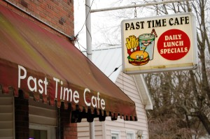Past Time Cafe - Crab Orchard, KY