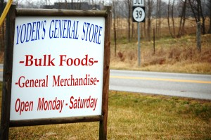 Yoder's General Store - Crab Orchard, KY