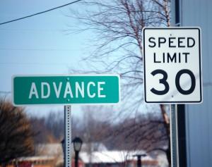 Advance, Indiana